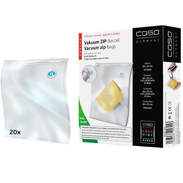 Картинка для Пакет для вакуумного упаковщика Caso