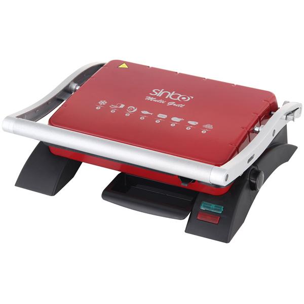 Электрогриль Sinbo SSM 2529 Red электрогриль sinbo ssm 2529 красный