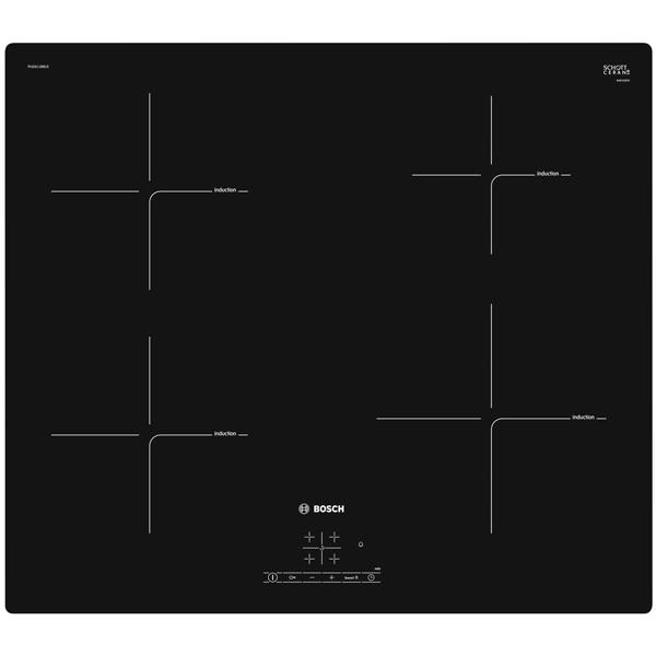 Bosch, Встраиваемая индукционная панель, Serie | 4 PUE611BB1E