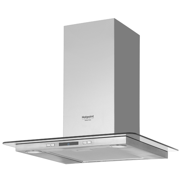 Вытяжка 60 см Hotpoint-Ariston HHF 6.7F LL X hotpoint ariston hhbs 6 7f ll x