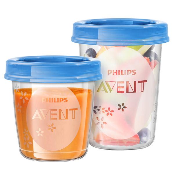 Посуда для детей Philips/Avent SCF721/20 philips avent ложка и вилка в дорожном футляре от 12мес avent
