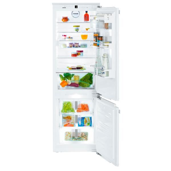 Встраиваемый холодильник комби Liebherr ICN 3376- 20 двухкамерный холодильник liebherr cuwb 3311