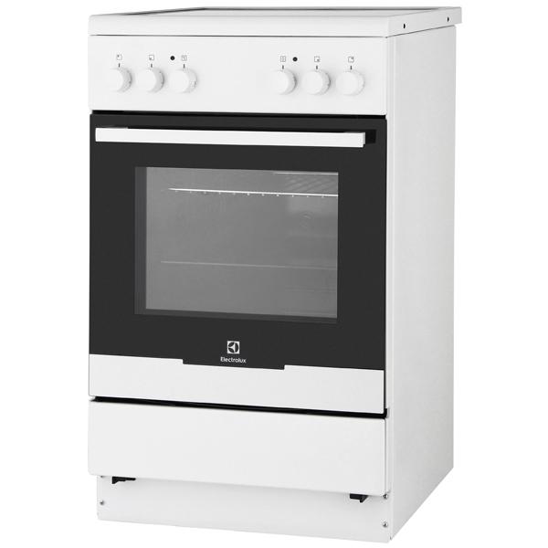 Электрическая плита (50-55 см) Electrolux EKC95010MW