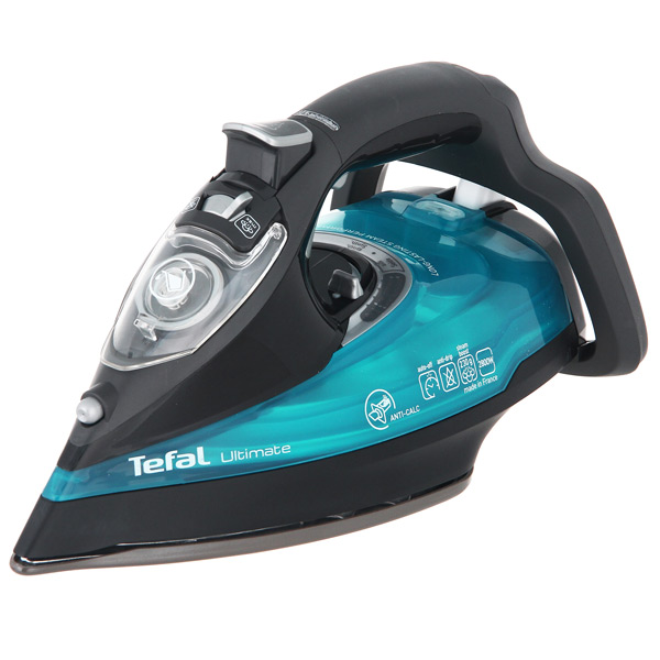 Утюг Tefal Ultimate Anti-calc FV9739 утюг tefal turbo pro anti calc fv5655e0