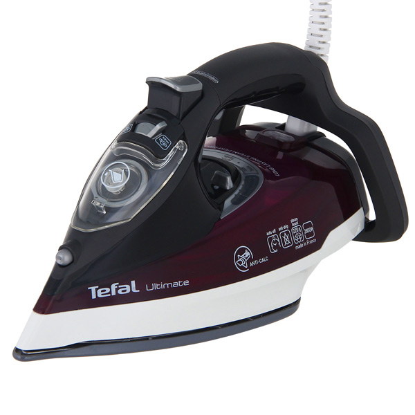 Утюг Tefal Ultimate Anti-calc FV9727E0 утюг tefal turbo pro anti calc fv5655e0