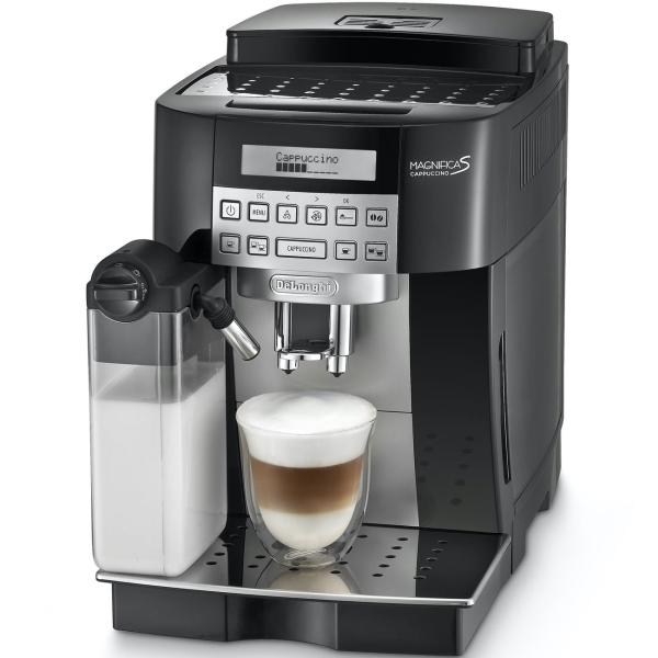 Кофемашина De Longhi ECAM 22.360.B de longhi ecam 22 110 b