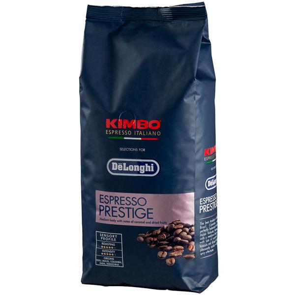 Кофе в зернах Kimbo Prestige 1кг кофе в зернах delonghi kimbo arabica 1кг