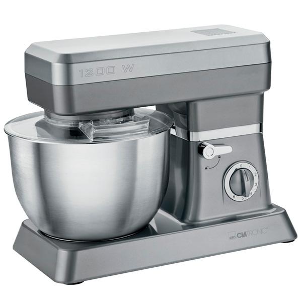 Кухонная машина Clatronic KM 3630 Titanium (263739)