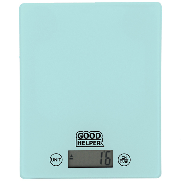 Весы кухонные Goodhelper KS-S04 Light Blue