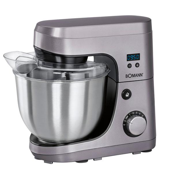 Кухонная машина Bomann KM 392 CB (603921) bomann km 392 cb silver миксер стационарный