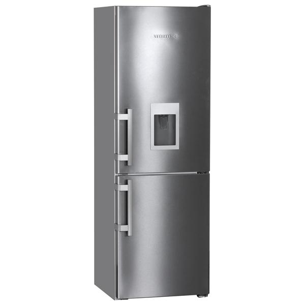 Холодильник с нижней морозильной камерой Liebherr CNef 3535-20 автоматический открыватель двери