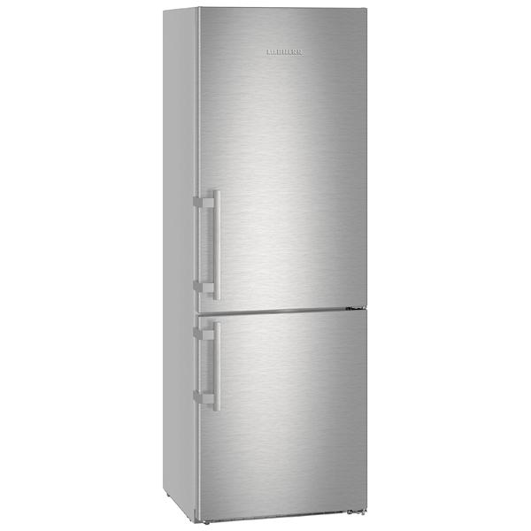 Холодильник с нижней морозильной камерой широкий Liebherr CBNef 5715-20