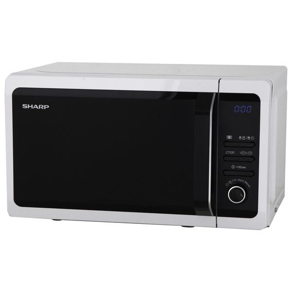 Микроволновая печь соло Sharp R2852RW микроволновая печь sharp r 2000rw 800 вт белый черный