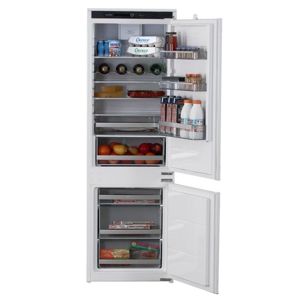 встраиваемый холодильник gorenje rki4182e1 Встраиваемый холодильник комби Gorenje NRKI4181A1