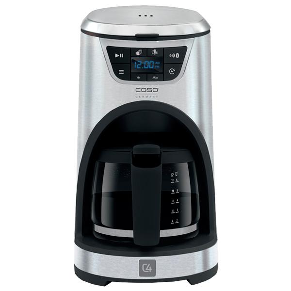 Кофеварка капельного типа Caso C4 (1852) кофеварка нерж 670мл 6100 23 991470