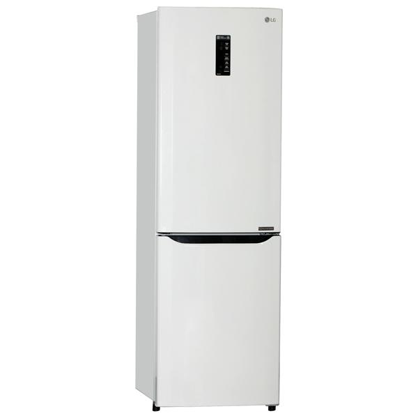 Холодильник с нижней морозильной камерой LG GA-M429SQRZ холодильник с морозильной камерой lg ga b409smca silver