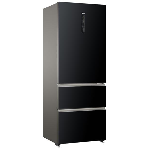 Холодильник с нижней морозильной камерой широкий Haier A3FE742CGBJRU