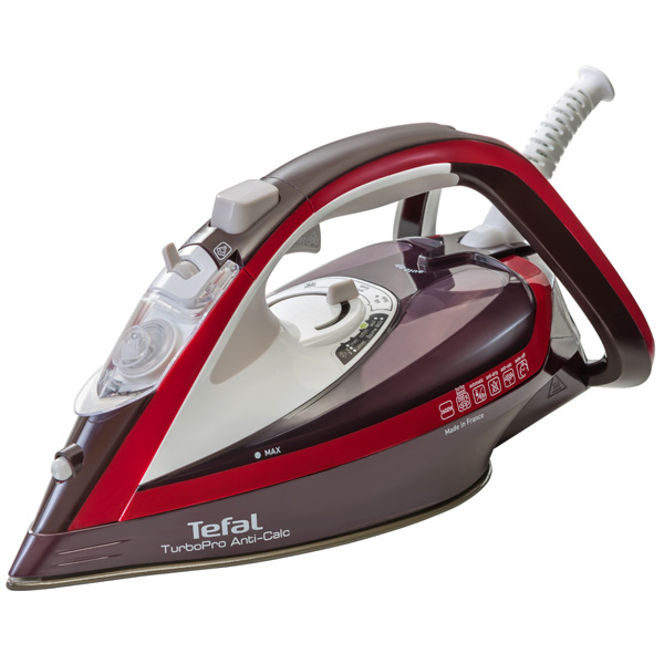 Утюг Tefal Turbo Pro Anti-calc FV5635E0 tefal ultimate anti calc fv9621e0