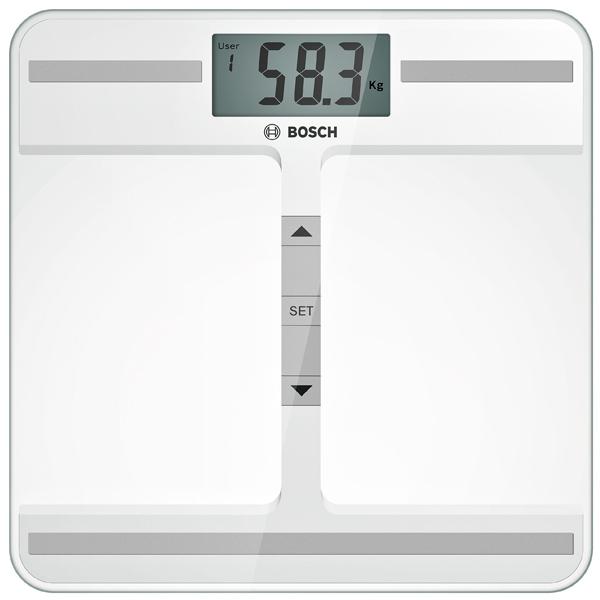 Весы напольные Bosch AxxenceStepOn PPW4212 весы напольные электронные bosch ppw3303