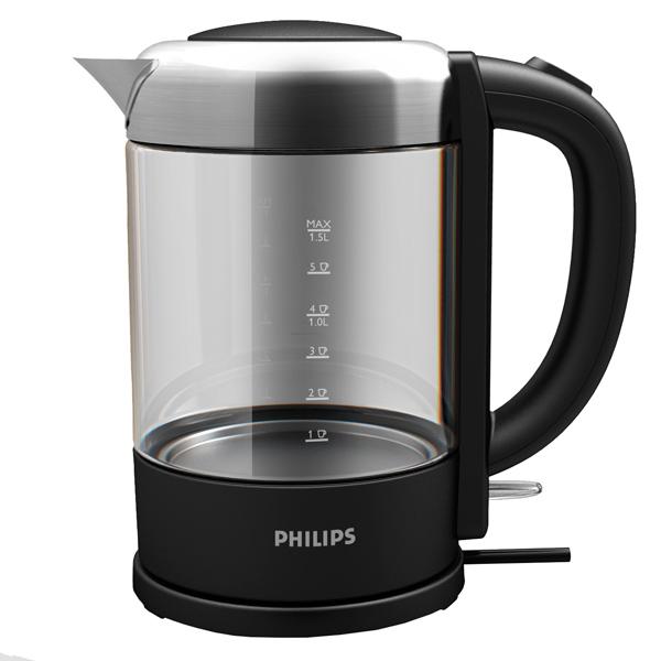Электрочайник Philips HD9340/90 электрический чайник philips hd9340 hd9340 90