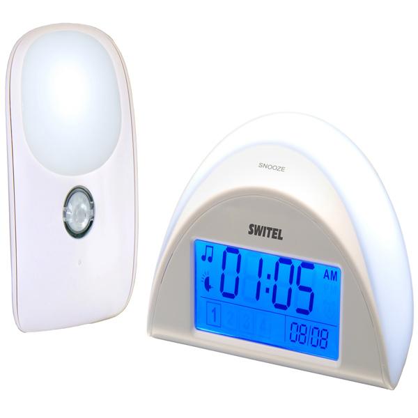 Ночник детский Switel BC110 автоматический детский ночник switel с функцией радионяни bc110