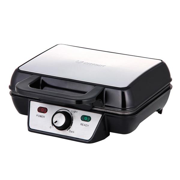 Электровафельница Kitfort КТ-1620 для бельгийских вафель