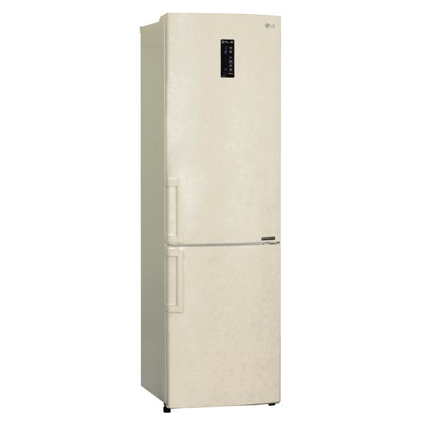 Холодильник с нижней морозильной камерой LG GA-M599ZEQZ