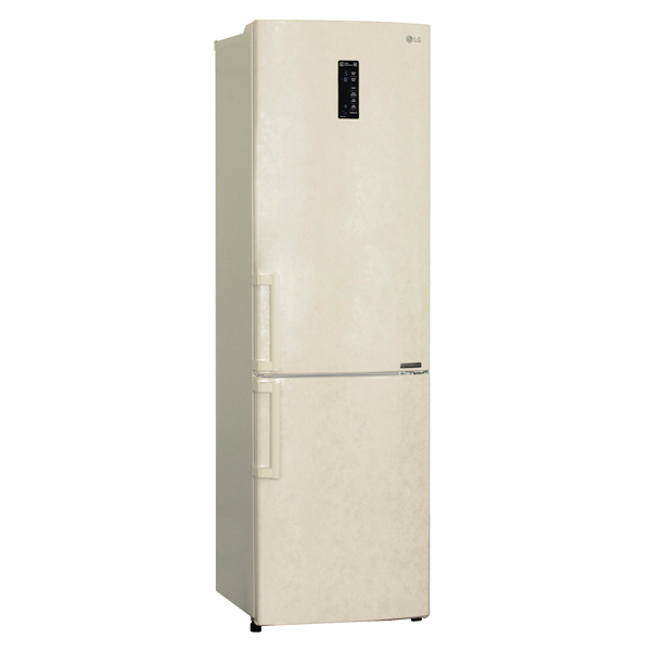 Холодильник с нижней морозильной камерой LG GA-M599ZEQZ холодильник с морозильной камерой lg ga b489ymqz