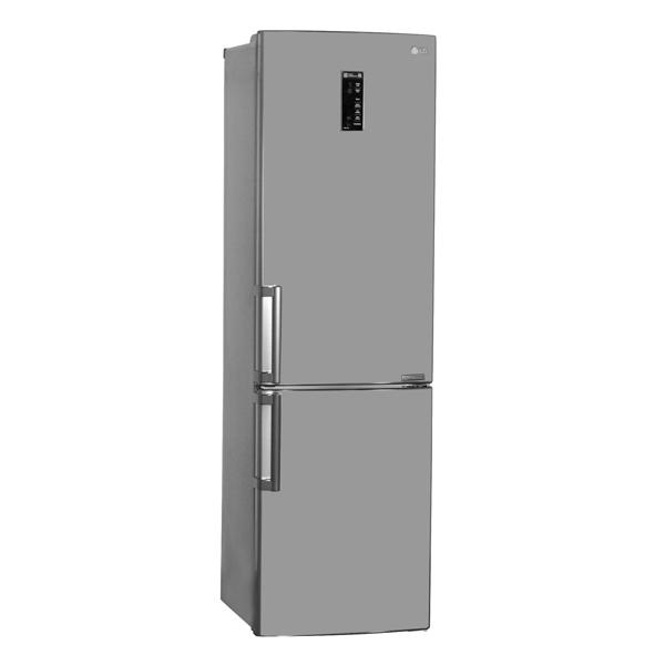 Холодильник с нижней морозильной камерой LG GA-M599ZMQZ зимняя шина kumho i zen rv stud kc16 xl 255 50 r19 107t
