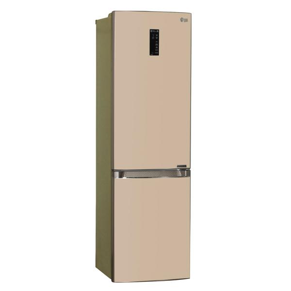 Холодильник с нижней морозильной камерой LG GA-B499TGKZ холодильник с морозильной камерой lg ga b429smcz