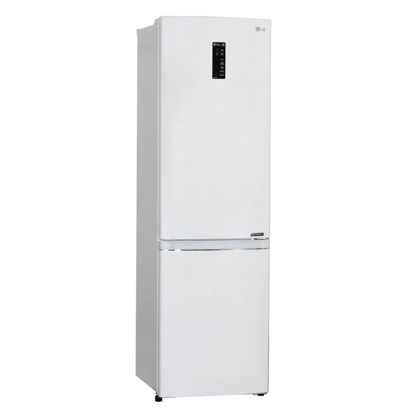 Холодильник с нижней морозильной камерой LG GA-B499TVKZ холодильник с морозильной камерой lg ga b379umda