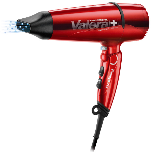 Фен Valera SL 5400T Red фен elchim 3900 healthy ionic red 03073 07