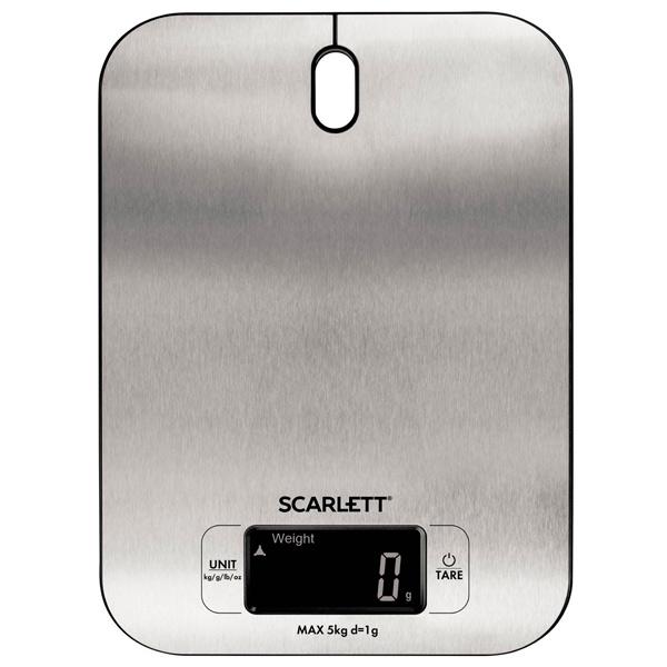 Весы кухонные Scarlett