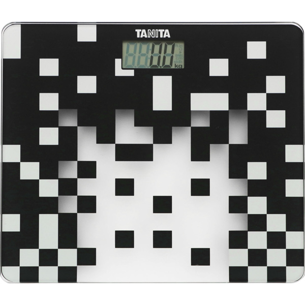 Весы напольные Tanita HD-380 Black tanita hd 380 white