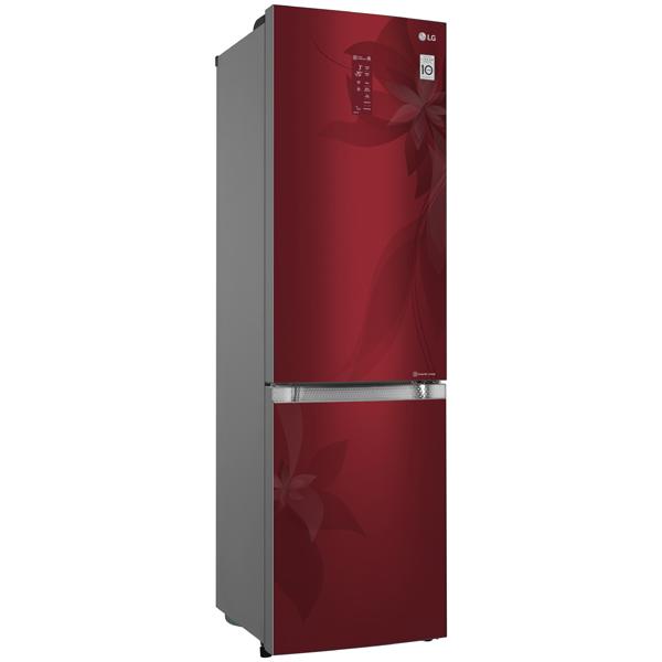 Холодильник с нижней морозильной камерой LG 0 GA-B499TGRF холодильник с морозильной камерой lg ga b429smcz