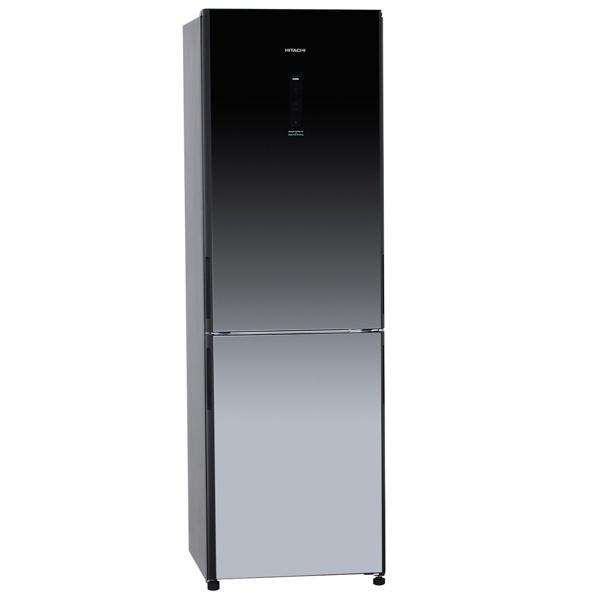 Холодильник с нижней морозильной камерой Hitachi