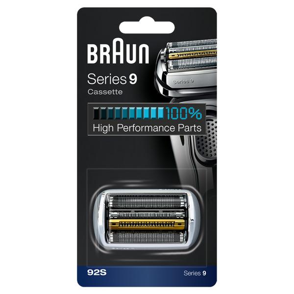 Сетка и режущий блок для электробритвы Braun 92S аксессуар braun сетка и режущий блок 52s