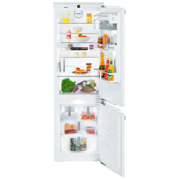 Встраиваемый холодильник комби Liebherr ICN 3386-20 двухкамерный холодильник liebherr cuwb 3311