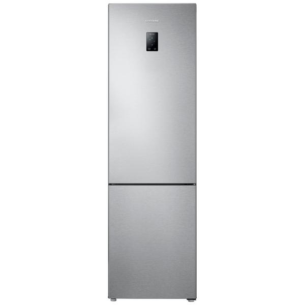 Холодильник с нижней морозильной камерой Samsung RB37J5240SA холодильник с морозильной камерой samsung rs57k4000ww