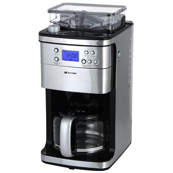 Кофеварка капельного типа Kitfort КТ-705 кофеварка капельного типа redmond rcm 1510