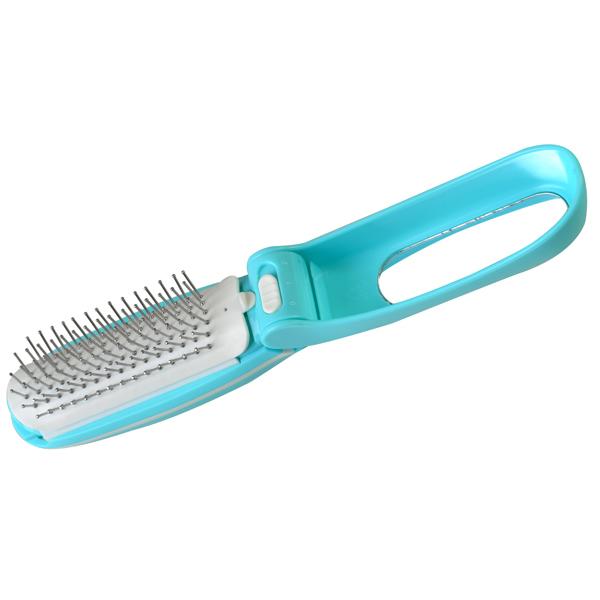 Аксессуары для укладки волос TOUCHBeauty массажная расческа с зеркальцем AS-1178