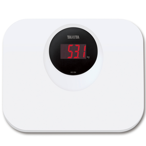 Весы напольные Tanita HD-394 White tanita hd 380 white