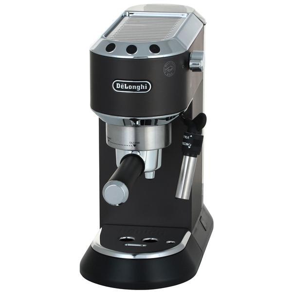 Кофеварка рожкового типа De Longhi EC685.BK электрочайник de longhi kbi2000 bk