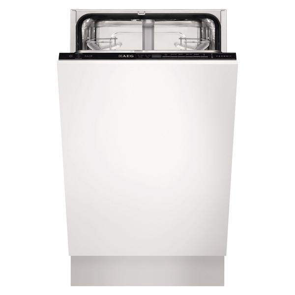 AEG, Встраиваемая посудомоечная машина 45 см, F96541VI0