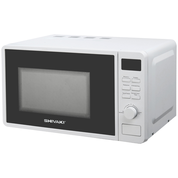 Микроволновая печь соло Shivaki