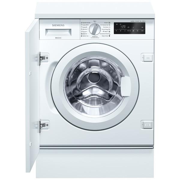 Встраиваемая стиральная машина Siemens WI14W540OE встраиваемая стиральная машина siemens wk 14 d 541 oe