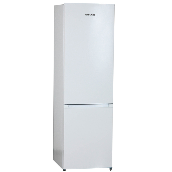 Холодильник с нижней морозильной камерой Shivaki BMR-1801NFW