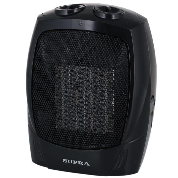 Тепловентилятор керамический Supra TVS-PN15-2 Black