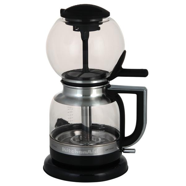 Кофеварка капельного типа KitchenAid Artisan 5KCM0812EOB черный