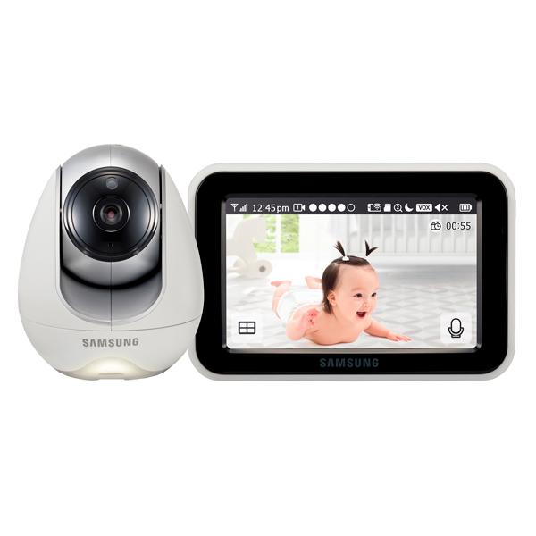 Видеоняня Samsung SEW-3053WP видеоняня samsung samsung видеоняня sew 3053wp